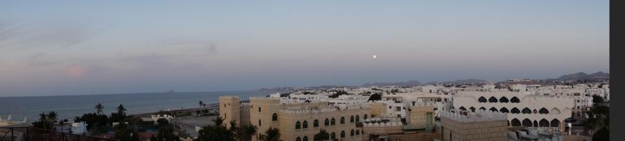 Oman Sunset