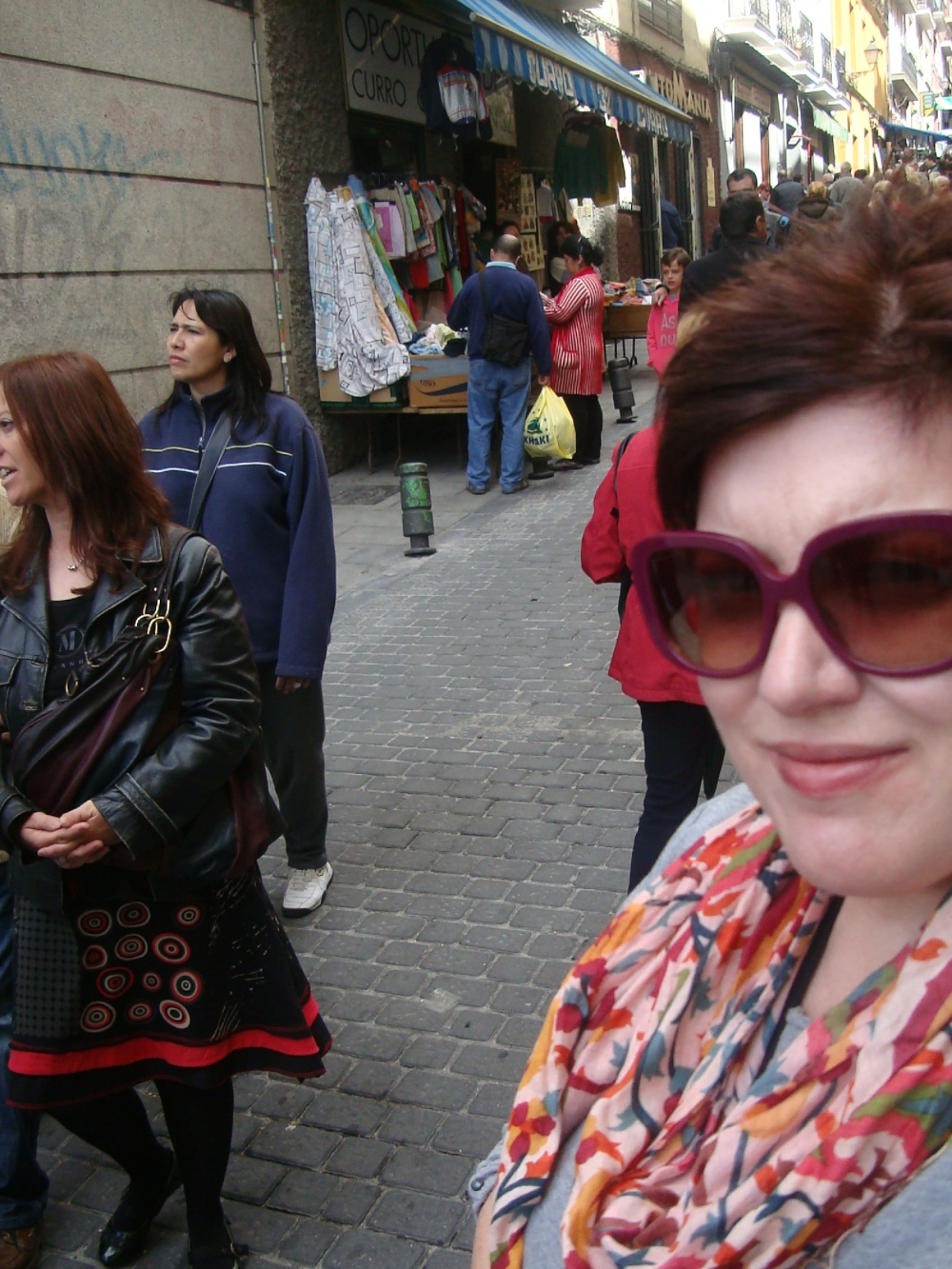 Flea Marketing in Madrid