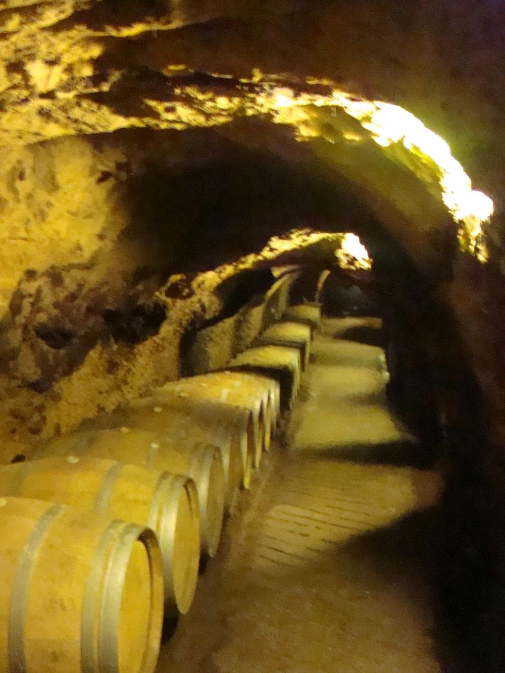 Winery in the Bekaa Valley, Lebanon
