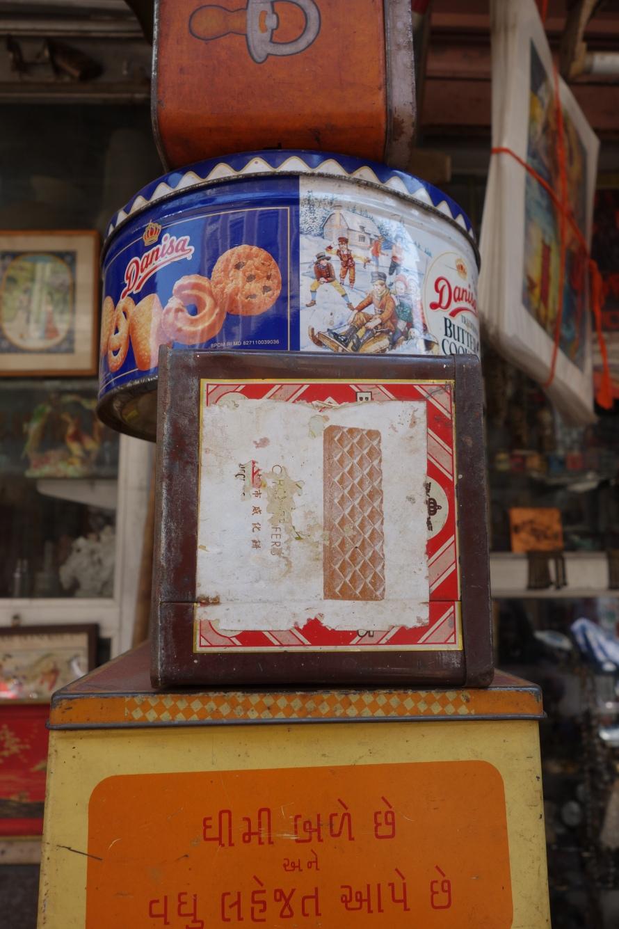 Flea marketing in Mumbai