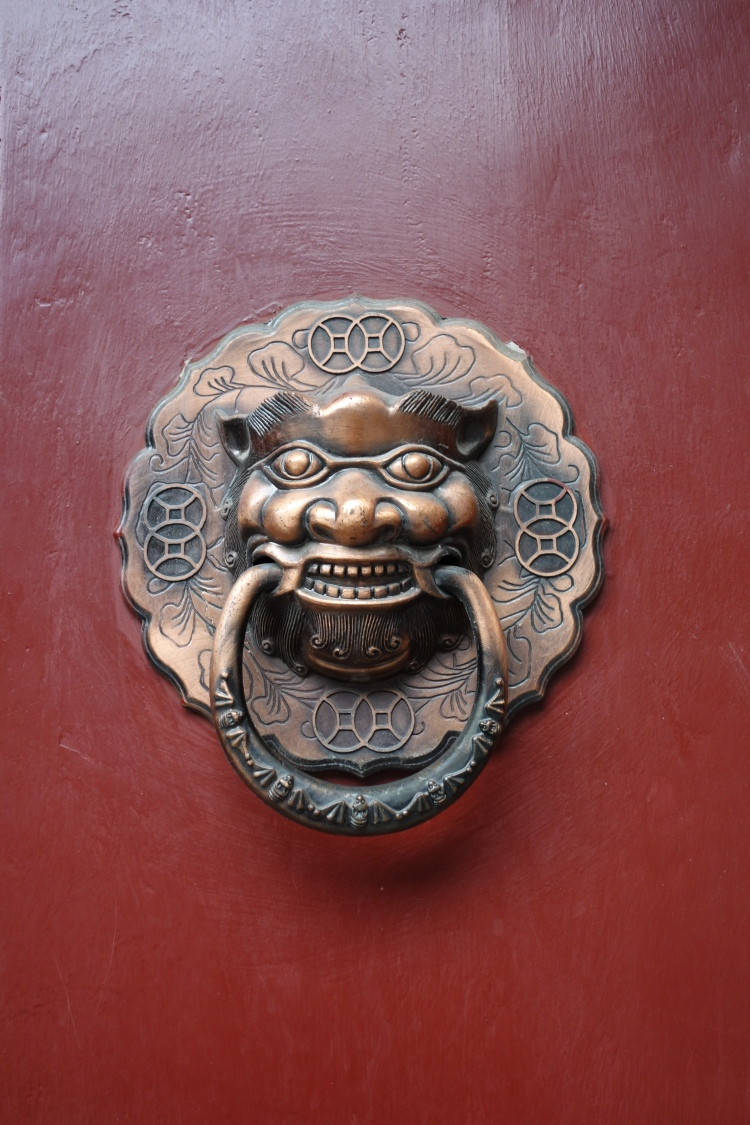 Knocking on Heaven's Door in Beijing
