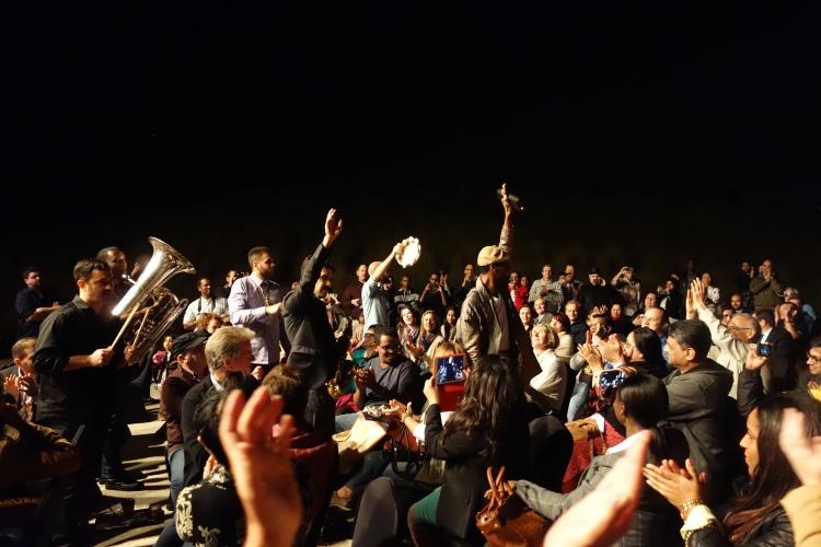 Jazz in the Park in Doha