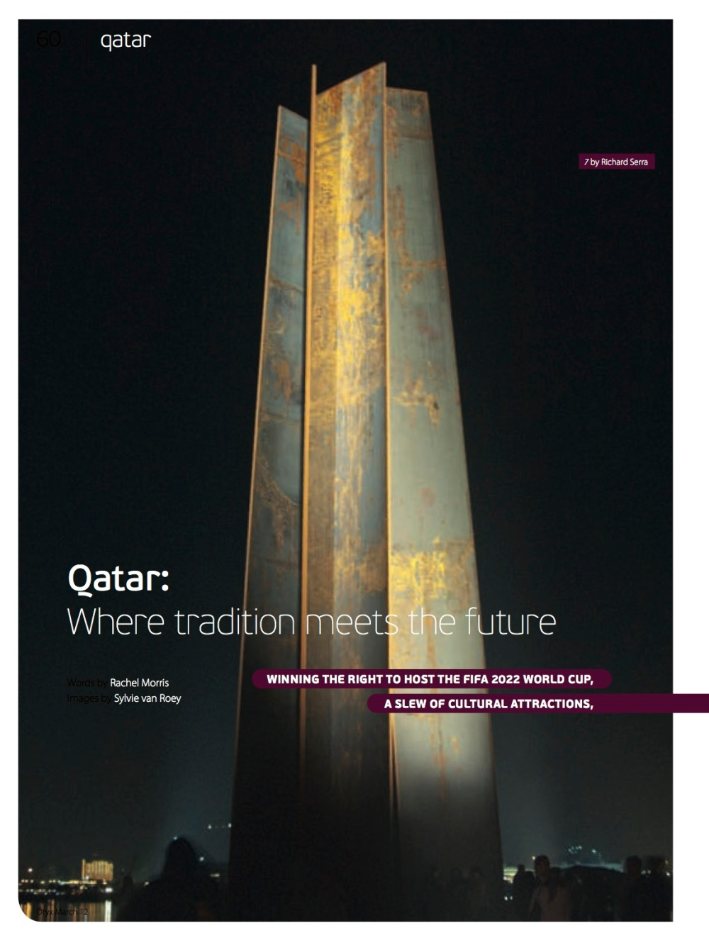 Doha, the destination