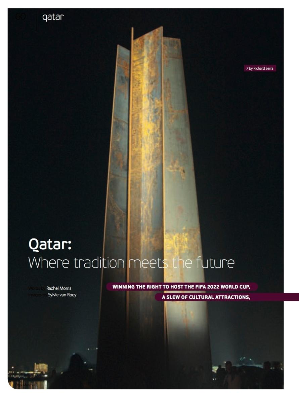 Doha, the destination