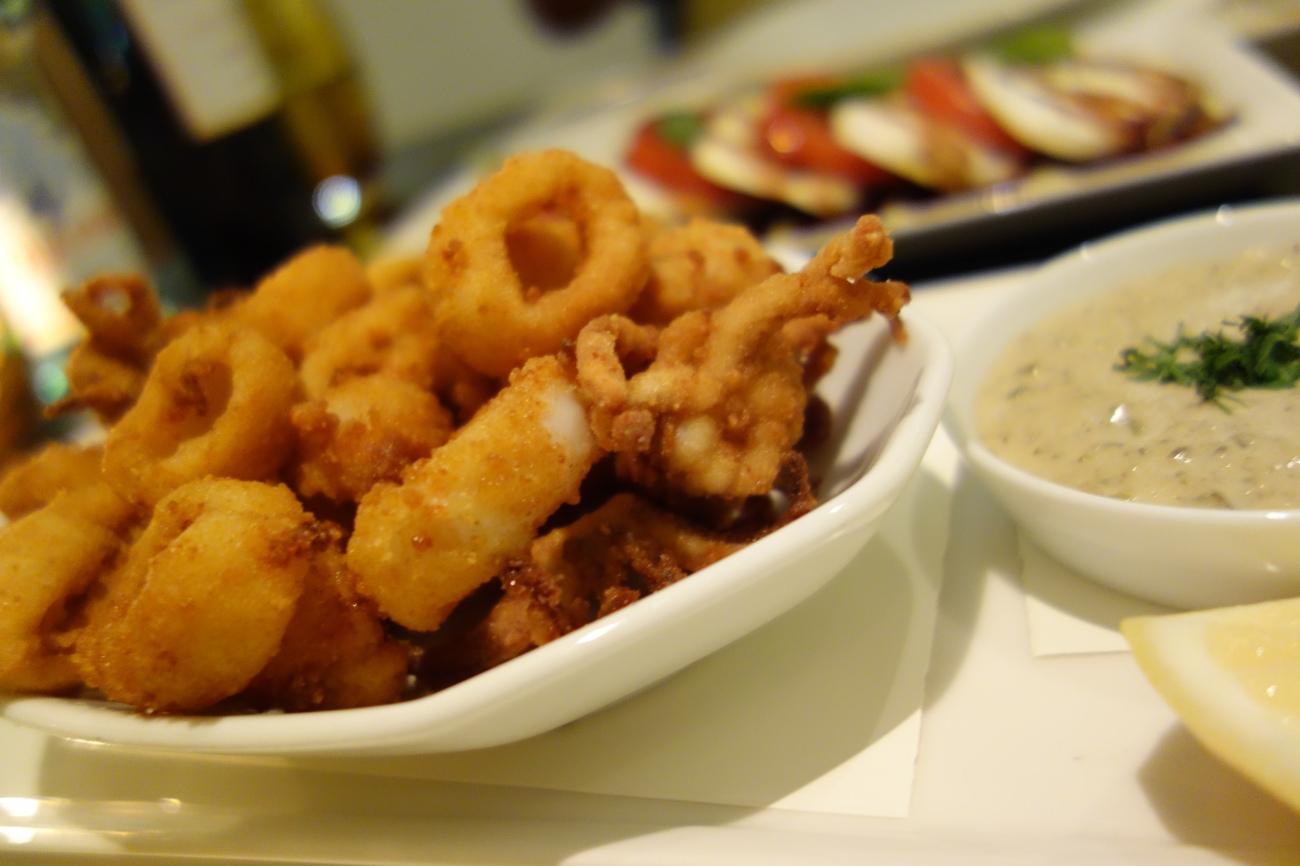 Dinner at W Hotel Doha