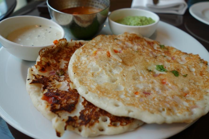 Breakfast in Mumbai