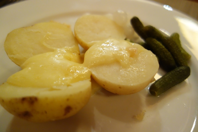 Cheese, potatoes...what is not to like?
