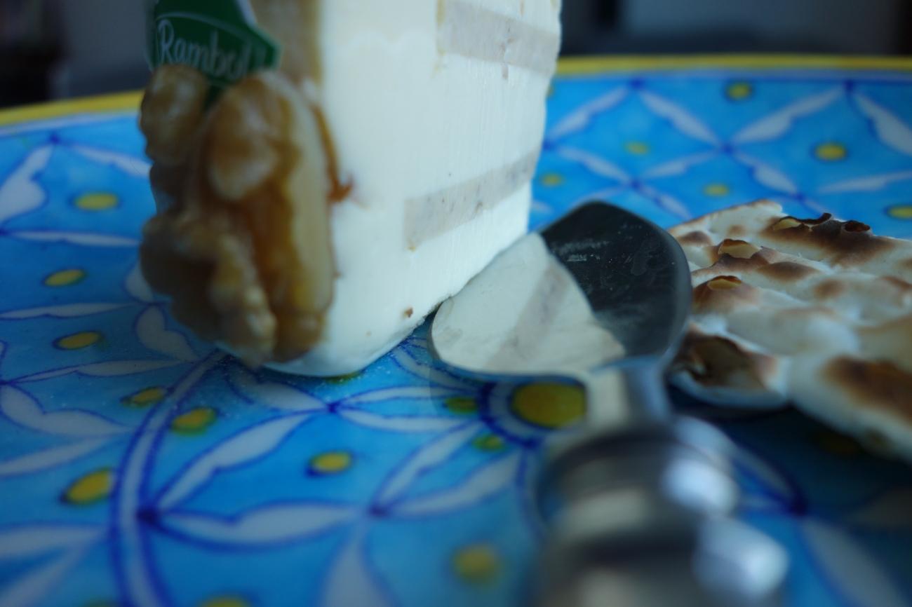 Filling up - Walnut paste