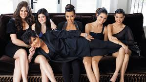 Kardashians are the walnut cheese of the infotainment world