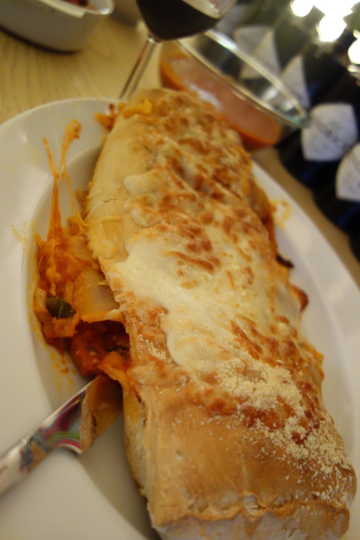 Stromboli - before we pounced