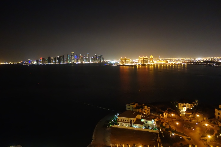 Cheese With a View - Doha Nights