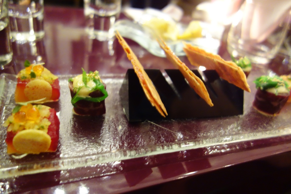 Canapes with style