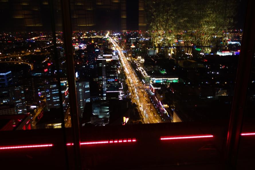 Beijing Nights from Park Hyatt