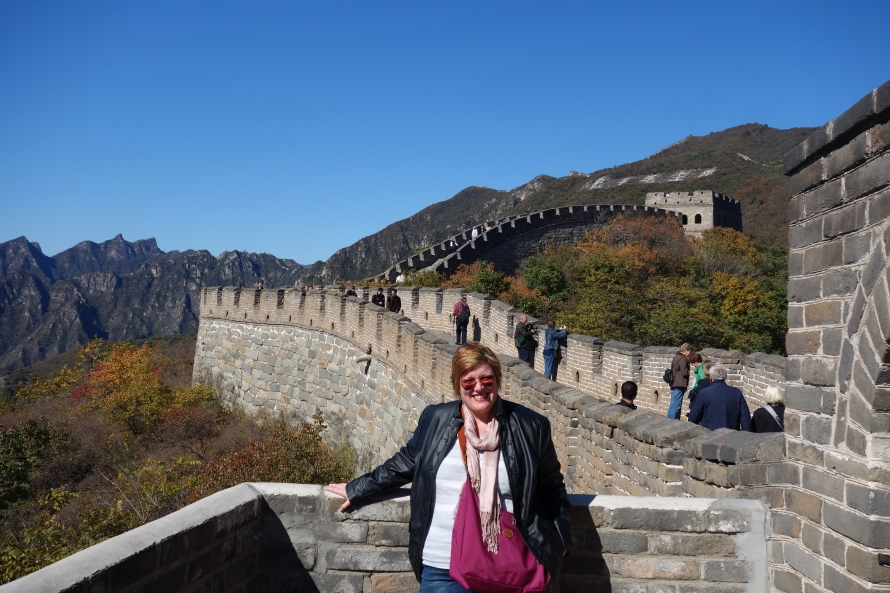 The Great Wall, everything you expect and more