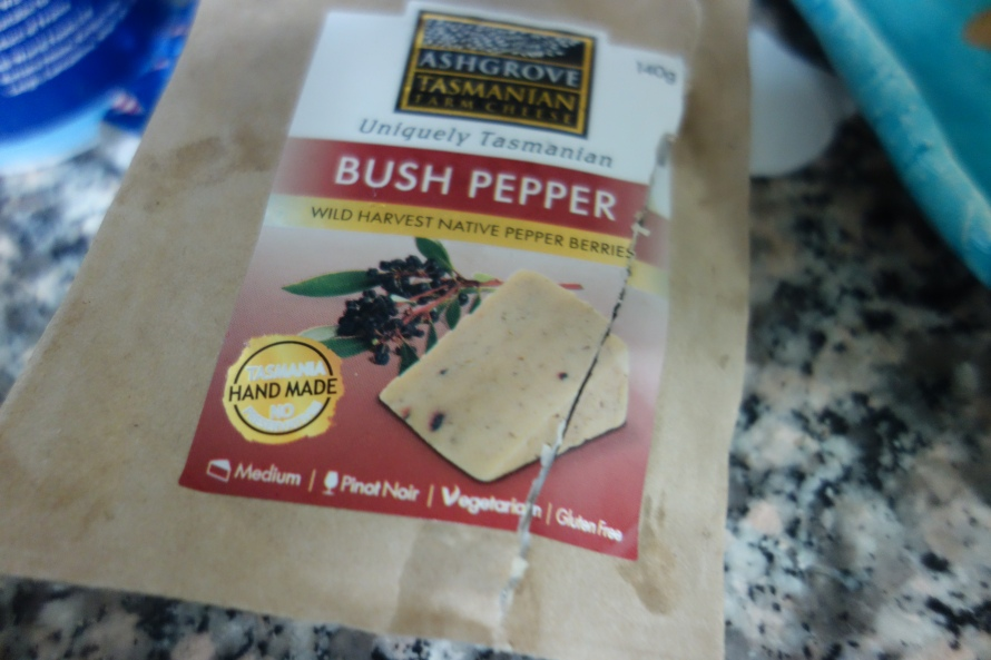 Peppered up