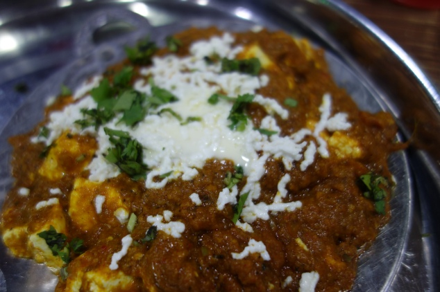 Paneer Marsala from Brothers Dhaba