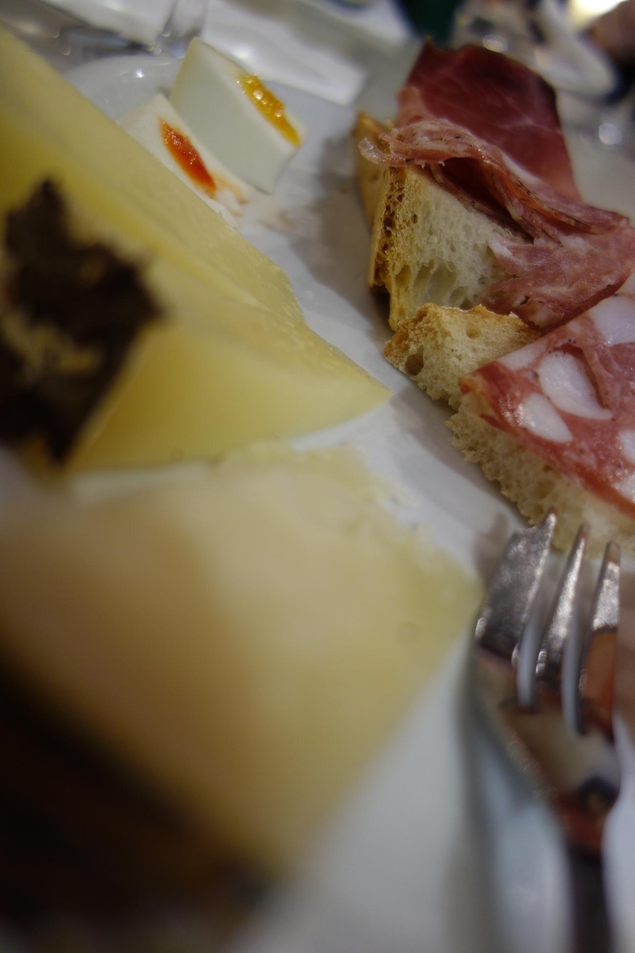 Pecorino tasting in Florence
