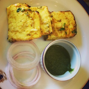 Paneer and dear