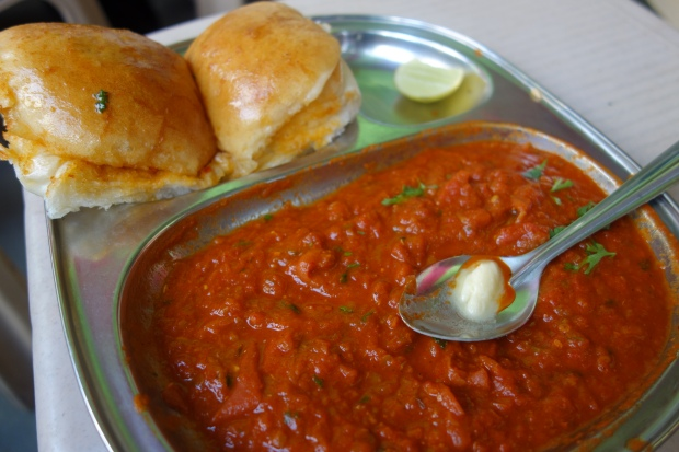 Pav Bhaji - where have you been all my life?