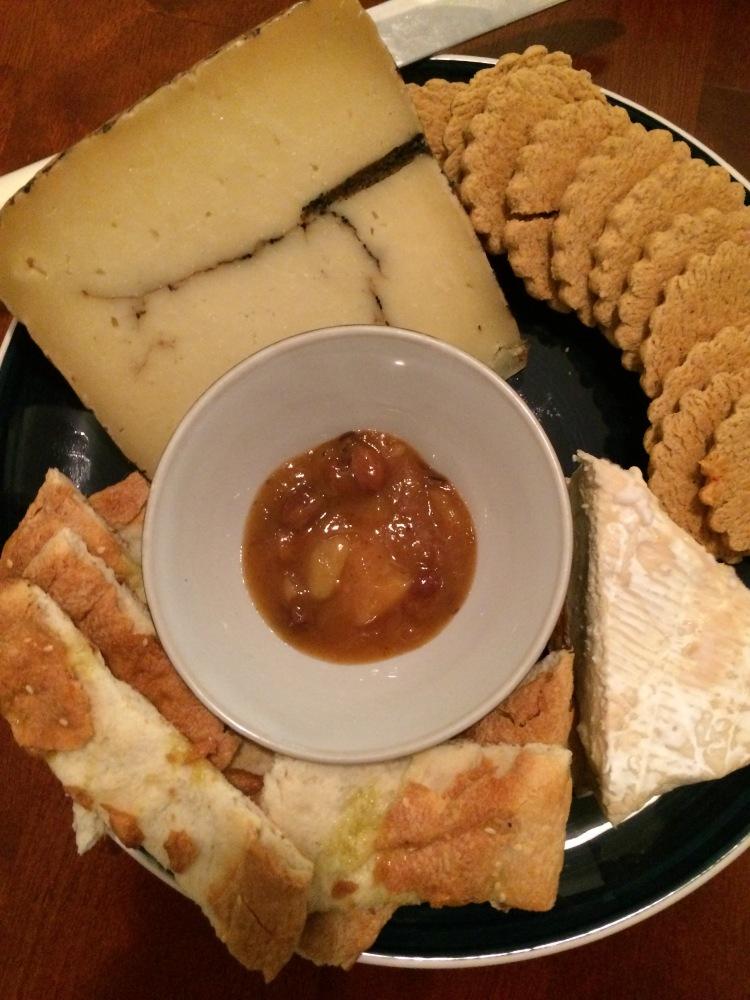 Wine and cheese Wednesday