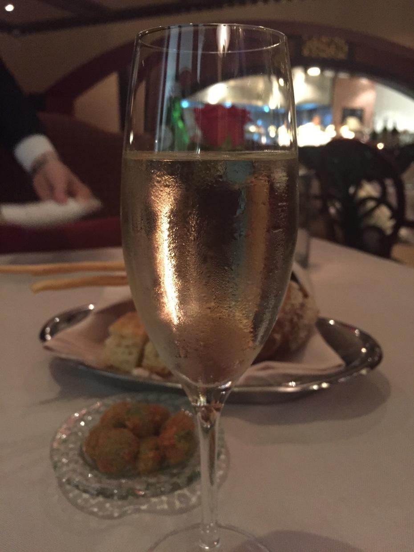 Porcini restaurant review food blog