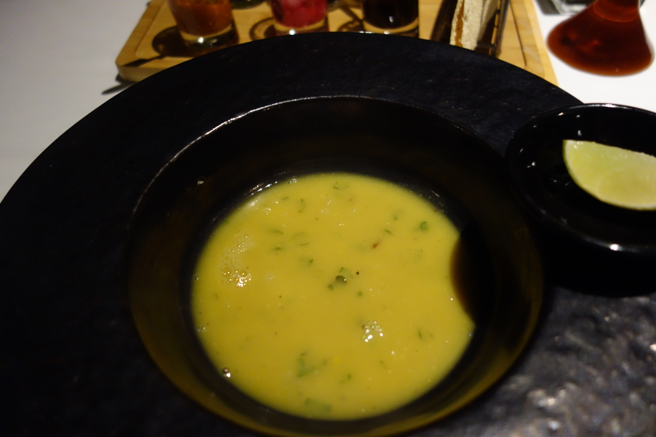 Indian style lentil soup