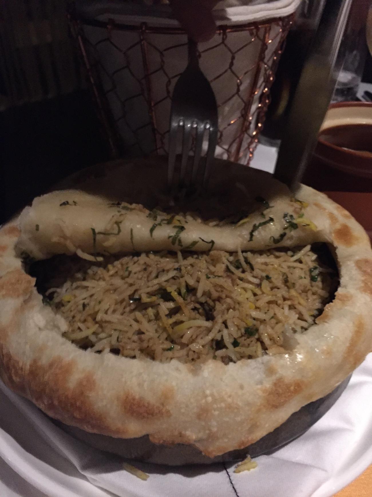 food blog indian food