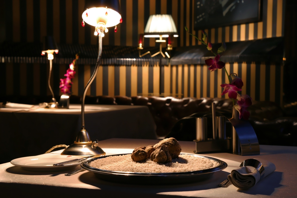 truffles Doha food blog