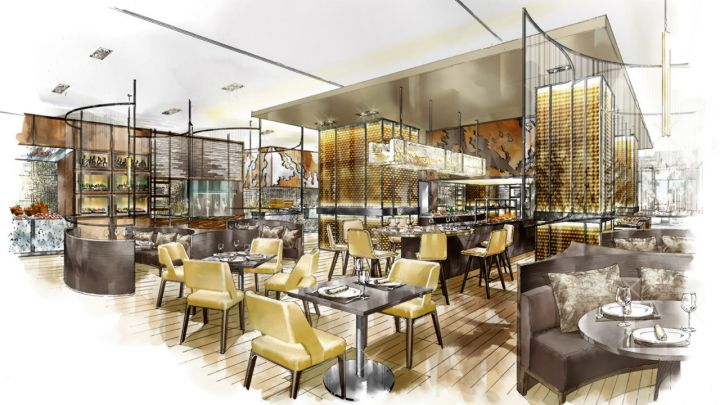 Elements, food, food blog, Doha