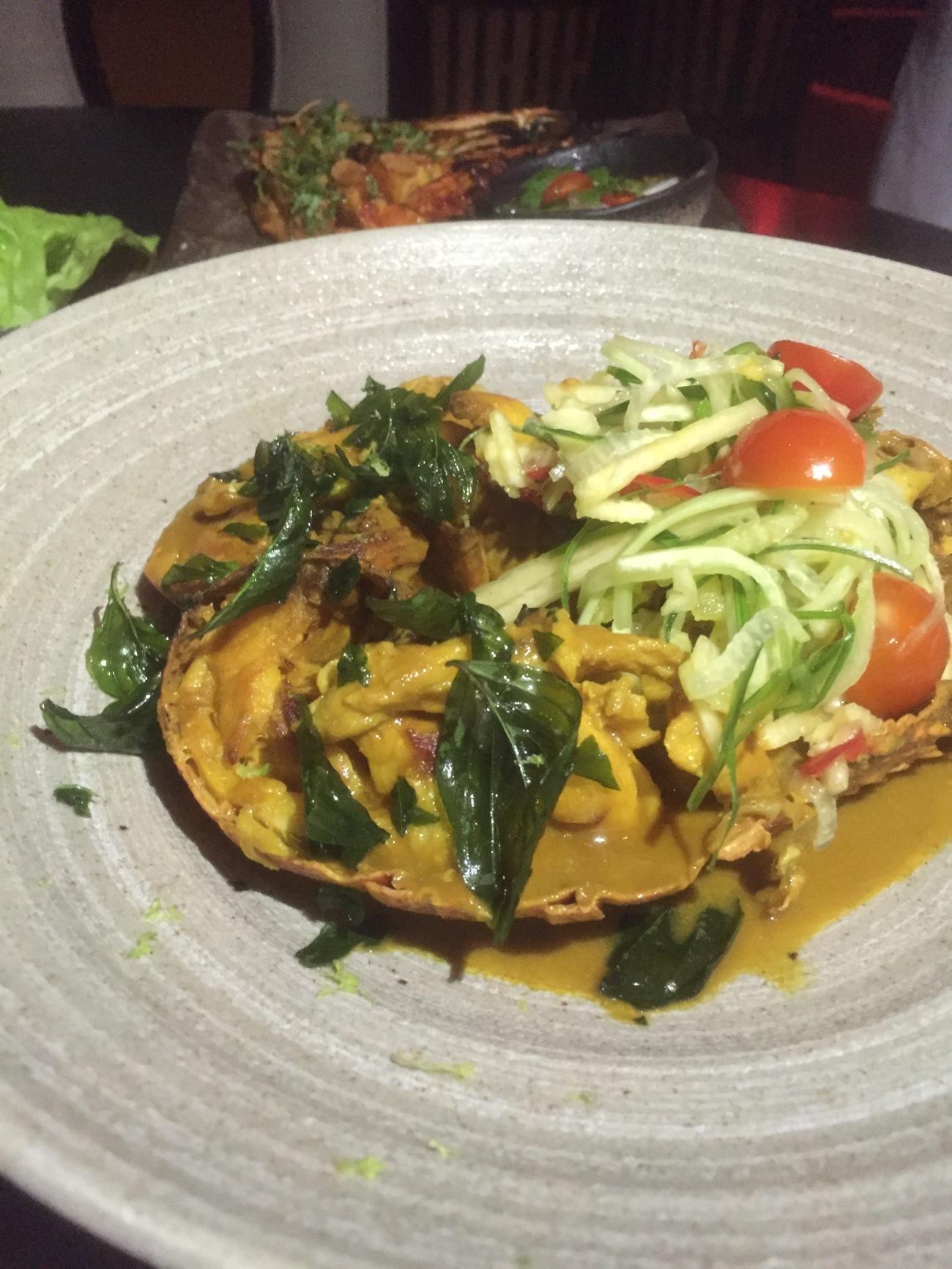 lobster food blogger doha