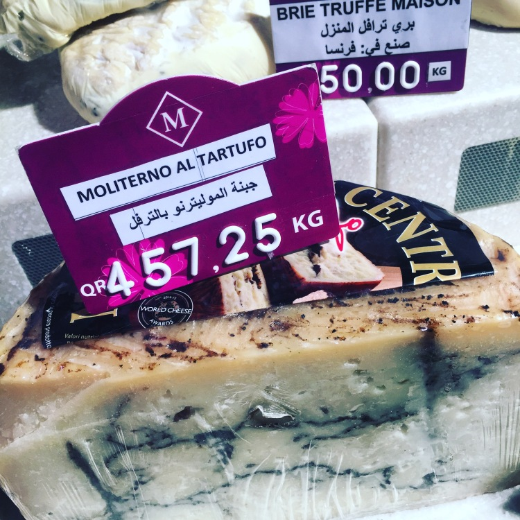 truffle cheese life ont he wedge