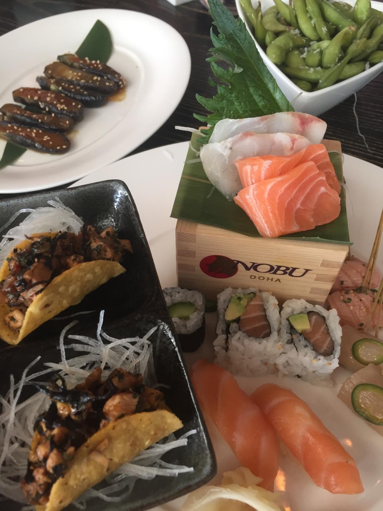 Nobu doha food blog