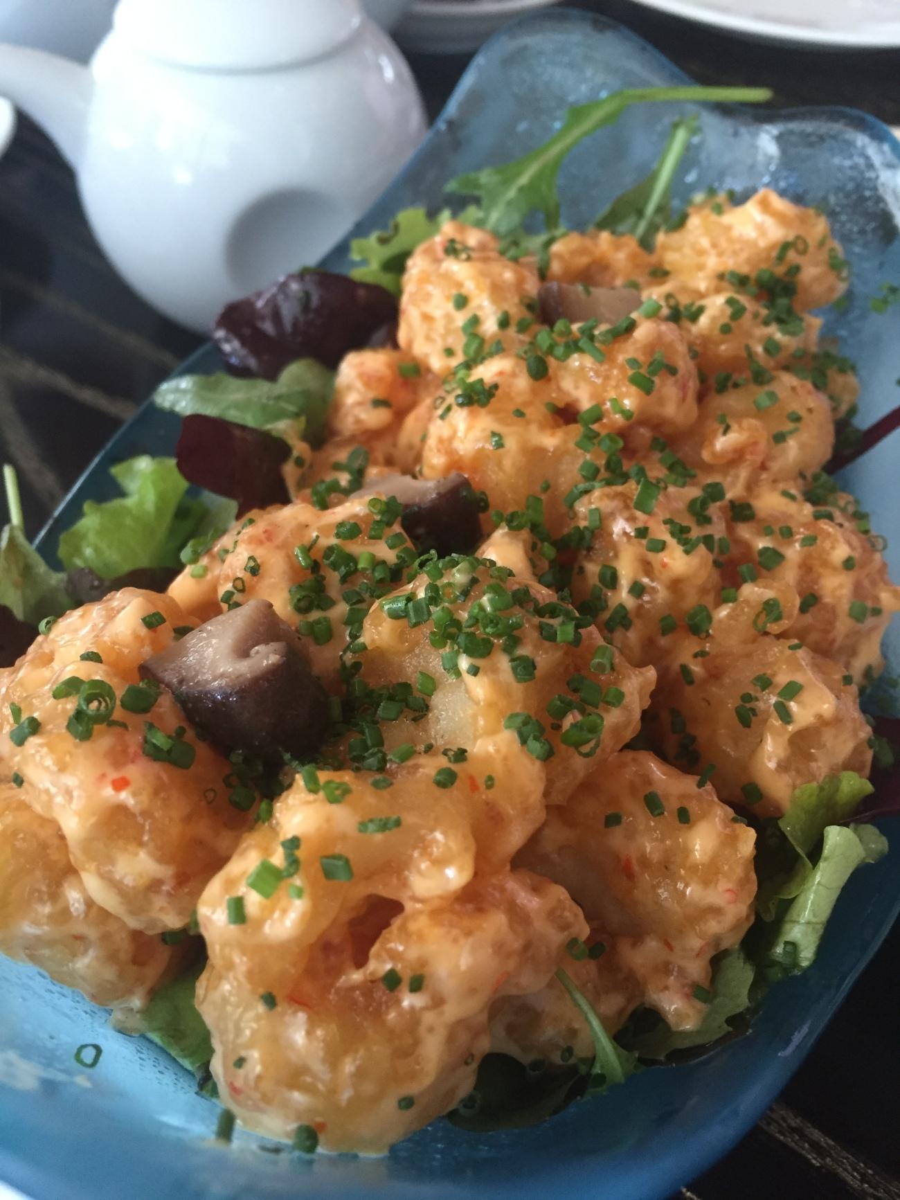 nobu, blog, doha food blog, brunch