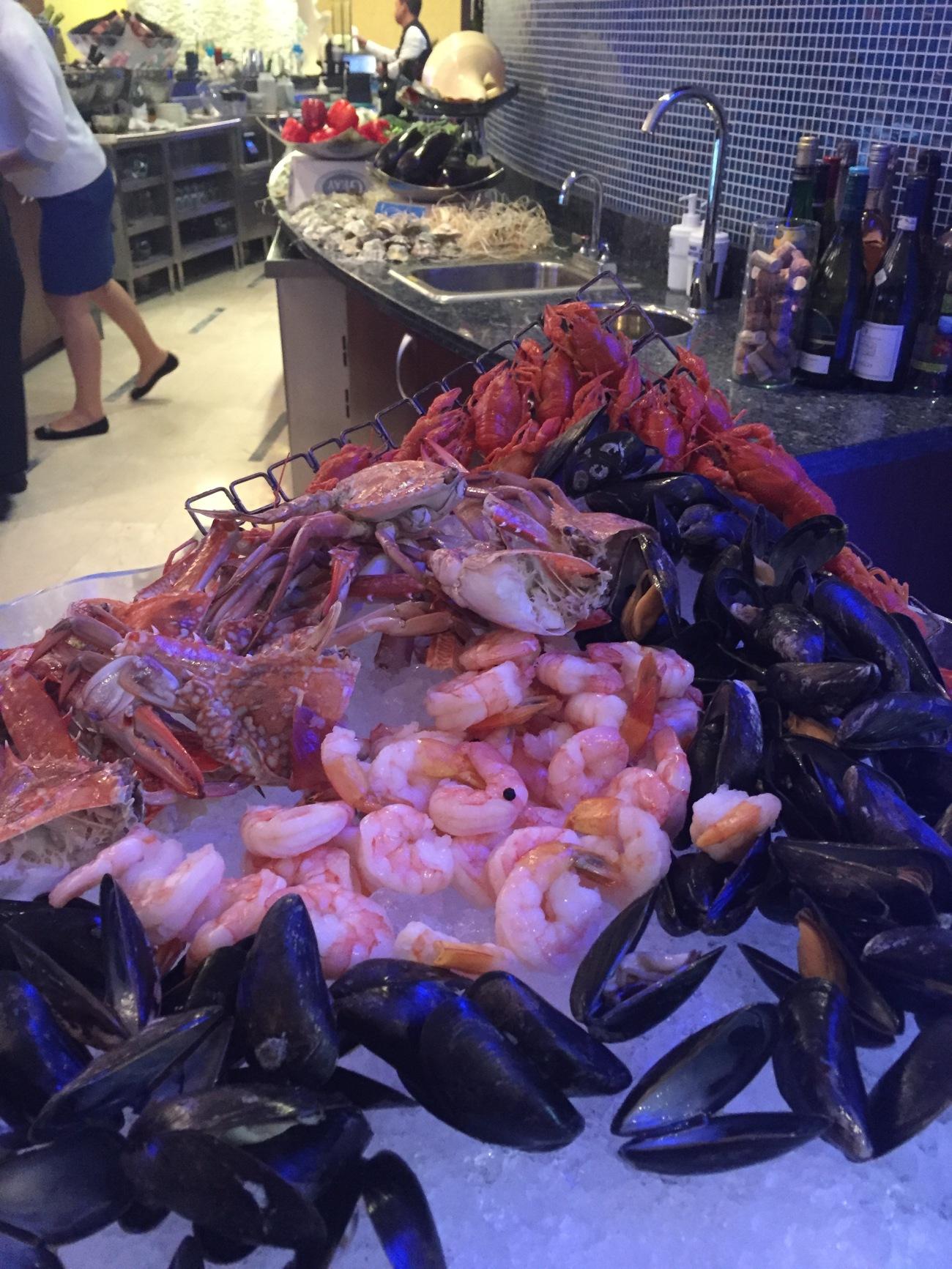 seafood food blog doha