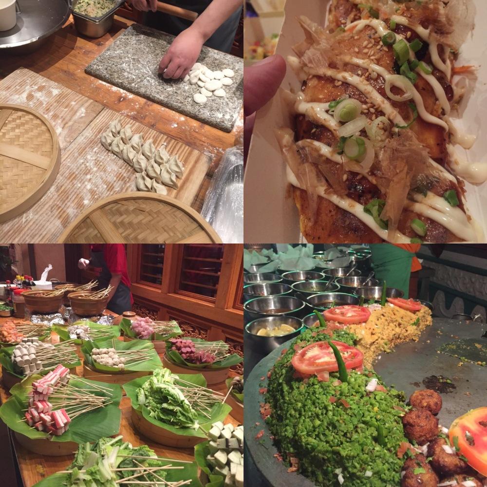 street food doha food blog