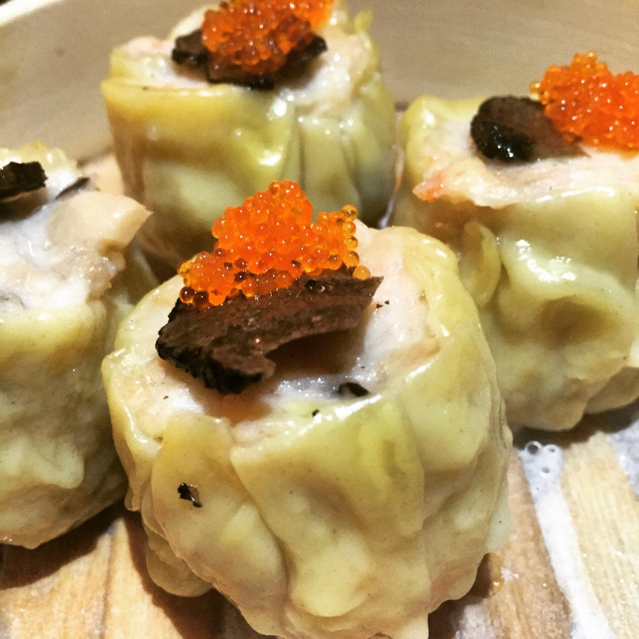 dumpling four seasons qatar food blog
