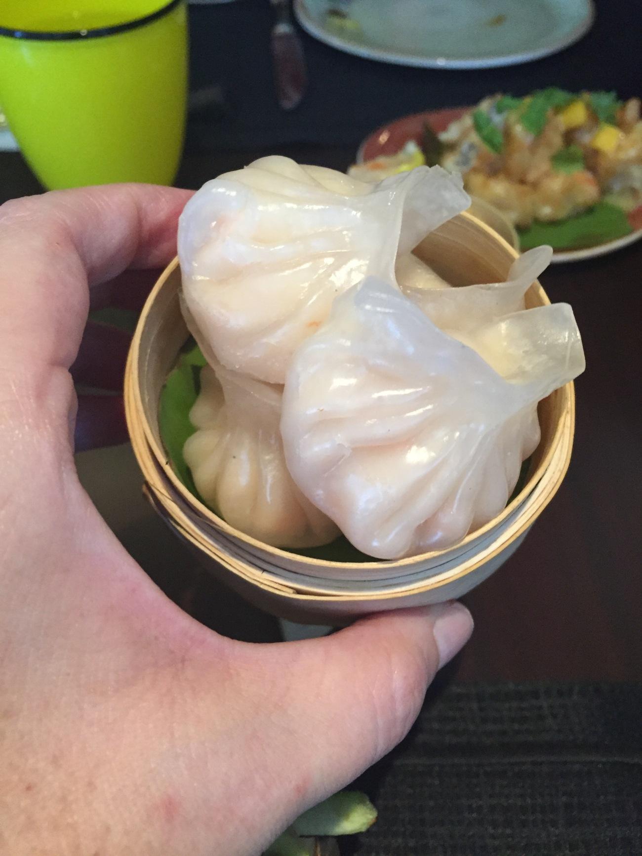 Dumplings food blog qatar