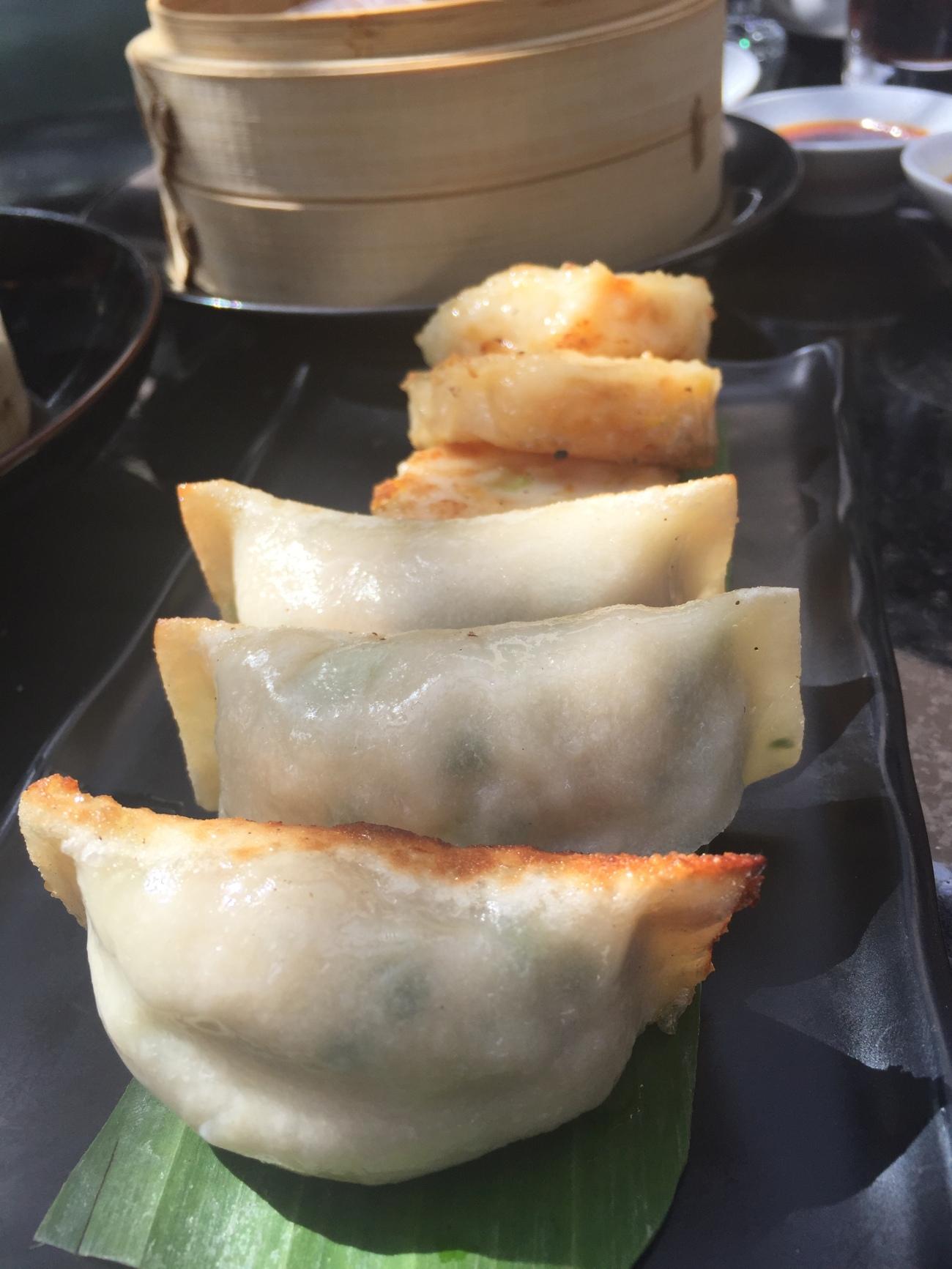 hakkasan brunch food blog