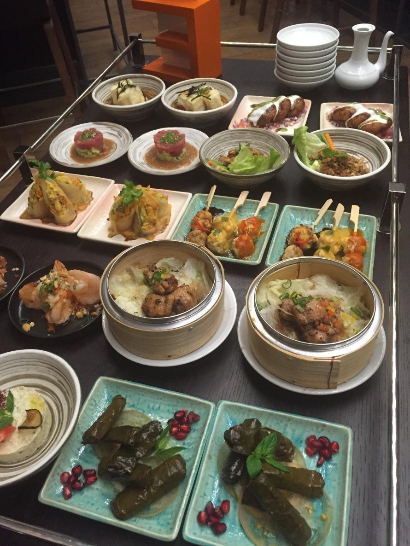 tapas Doha food blog
