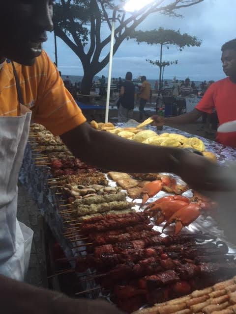 Zanzibar food blog