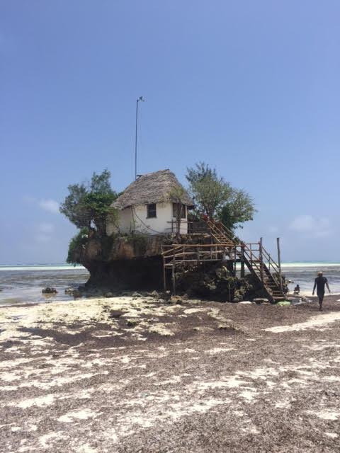Zanzibar The Rock