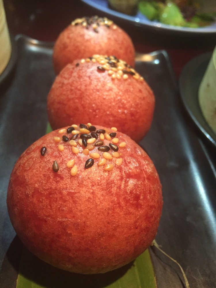 foie gras dumpling qatar life on the wedge blog