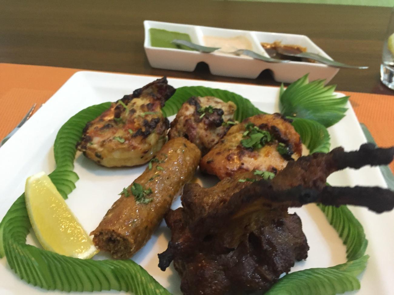 kababs and curries doha food blog