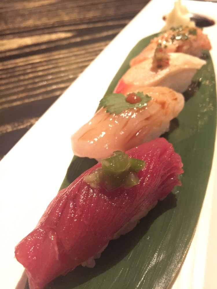 sushi Nobu Doha food blog