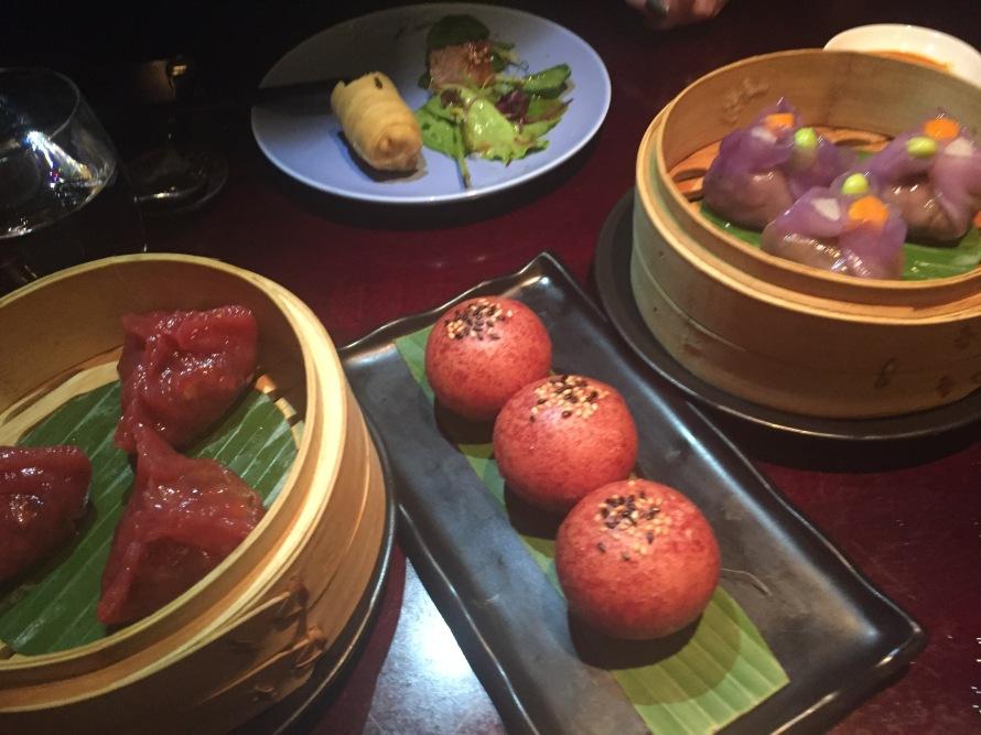 dumplings feast qatar food blog life on the wedge