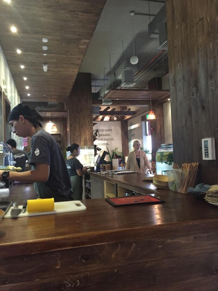 vegan cafe doha food blog