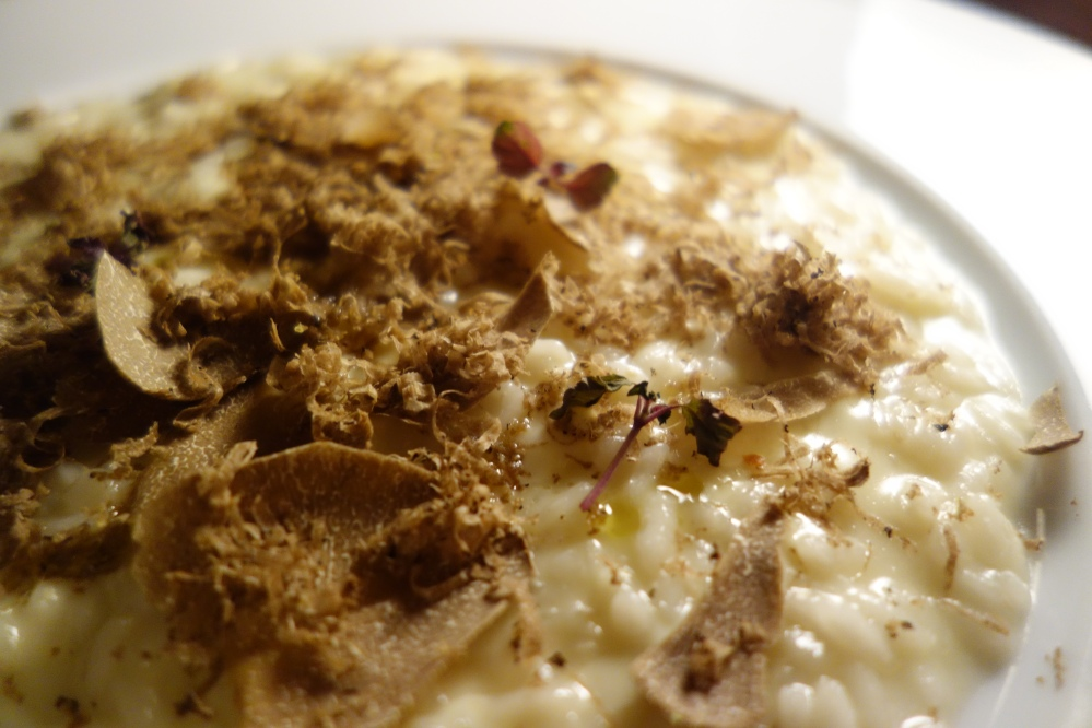 truffles risotto life on the wedge blog qatar