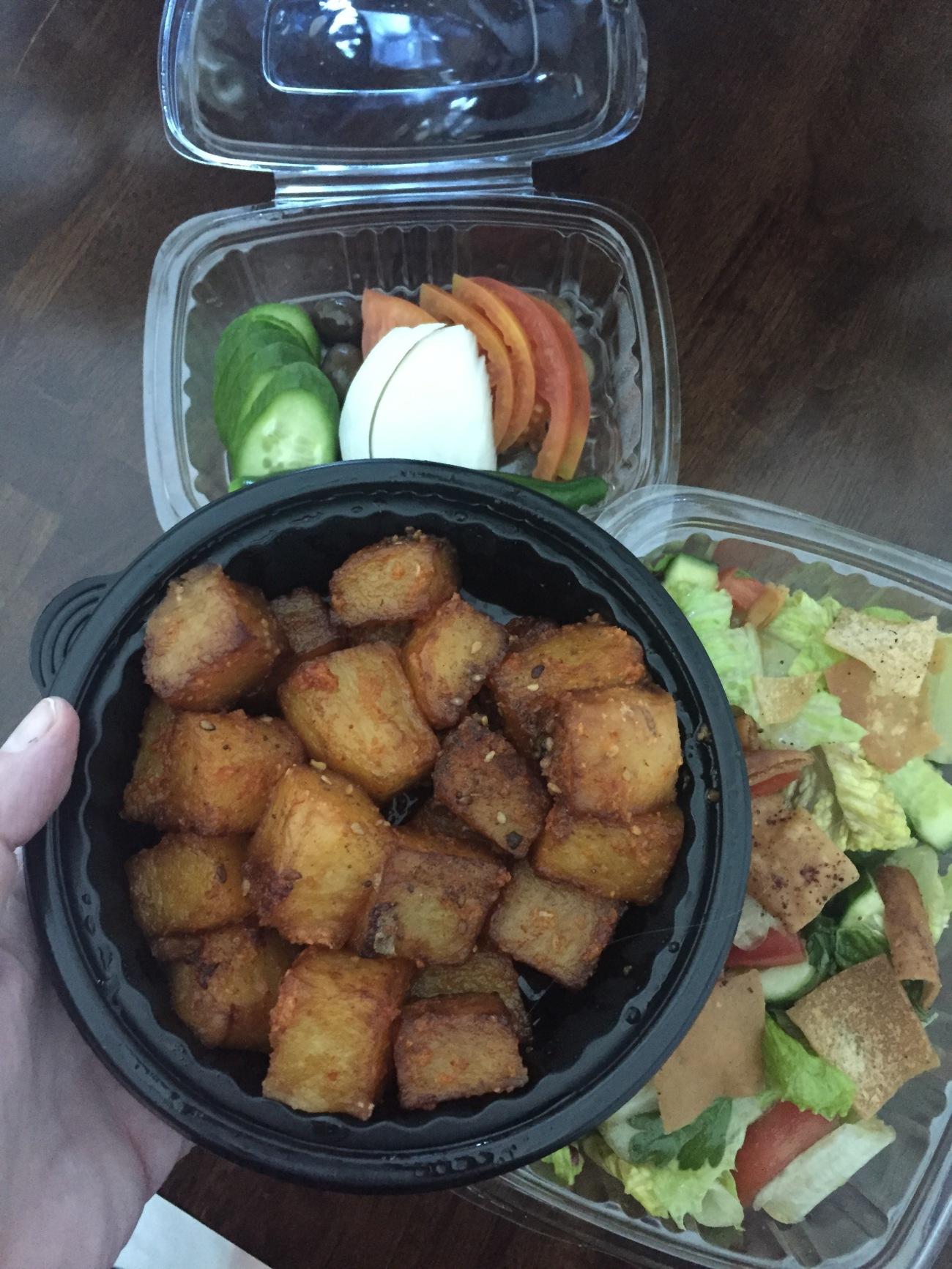 potatoes sabah