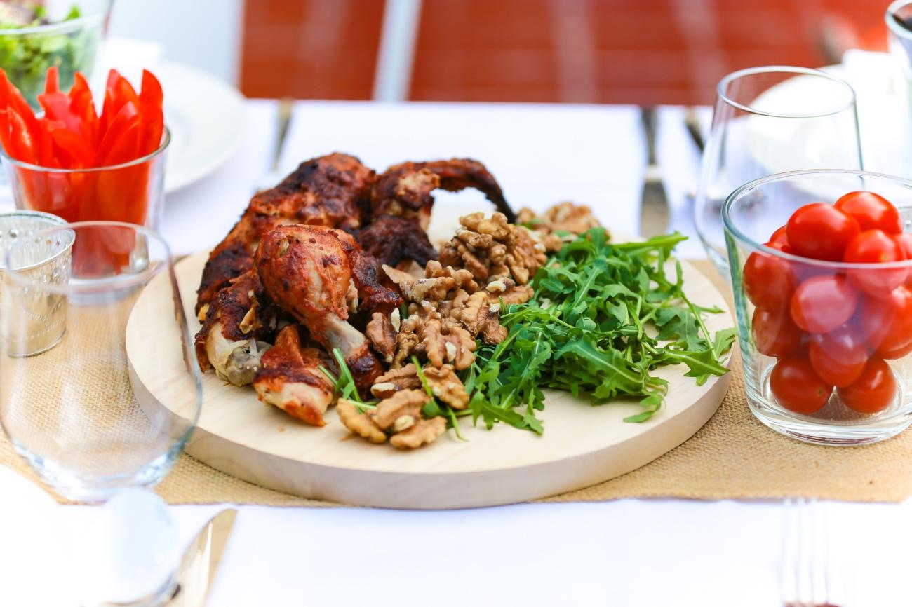 chicken doha food blog