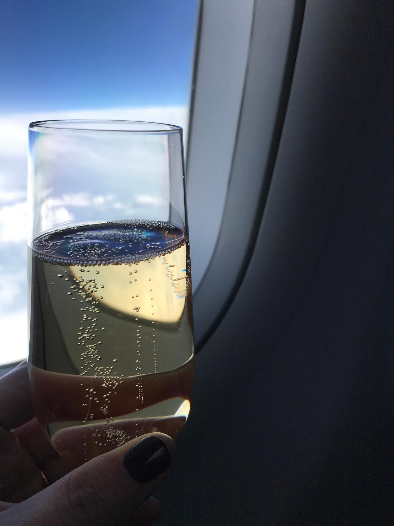 cheers! Qatar airways